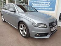 Audi A4 Avant 2.0TDI ( 143PS ) 2009 S Line Full S/H 7 stamps £2385 added extras