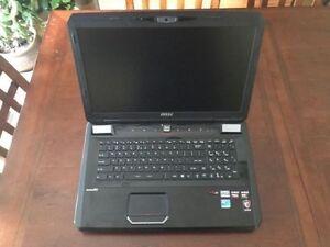 """MSI GX70 17.3"""" Gaming Laptop"""
