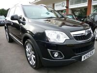 VAUXHALL ANTARA 2.2 SE CDTI 5d AUTO 182 BHP (black) 2012