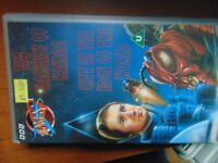 Blakes 7 VHS The Harvest Of Kairos/ City At The Edge Of The World Cert. U