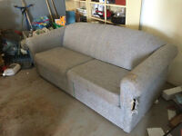FREE Hide a Bed Loveseat!