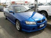 2005 Holden Commodore VZ S Blue 4 Speed Automatic Utility Victoria Park Victoria Park Area Preview