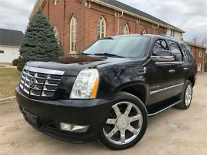 2008 Cadillac Escalade - LEATHER - NAV - BACKUP CAM - CERTIFIED!