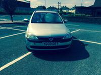 Vauxhall/Opel Corsa 1.0i 12v 2003.5MY Club 5 DOOR SILVER PETROL