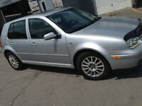 2003 Volkswagen Golf Hatchback tdi
