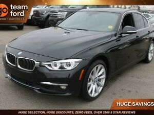 2016 BMW 3 Series 328I XDRIVE, LEATHER, ROOF, NAVIGATION, CLEAN