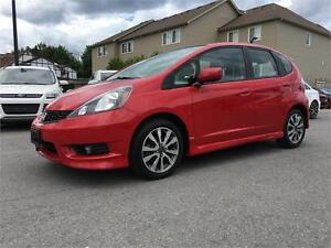 2014 Honda Fit Sport | Automatic | Bluetooth | Power Group