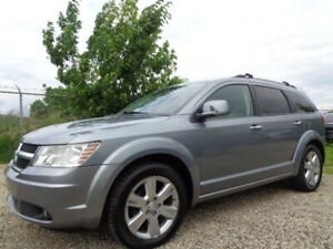 2009 Dodge Journey R/T-DVD-HDTV-BACK UP CAMERA-7PASSENGERS