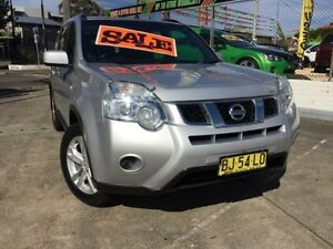 2011 Nissan X-Trail T31 MY11 ST Silver Automatic Wagon Islington Newcastle Area Preview