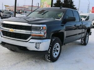 2017 Chevrolet Silverado 1500 LT, 4.3L V6, 4X4, BLUETOOTH MEDIA,