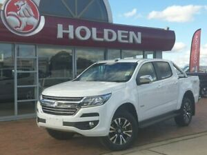 2019 Holden Colorado RG MY19 LTZ Pickup Crew Cab White 6 Speed Sports Automatic Utility Belconnen Belconnen Area Preview