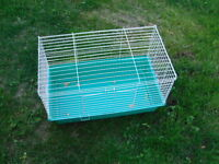 Plastic Bottomed Cage