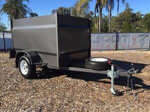 NEW ENCLOSED TRAILERS ALL SIZES - STYLES - SALE ON NOW Eagle Farm Brisbane North East Preview