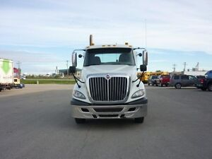 2013 International ProStar +125, Used Day Cab Tractor