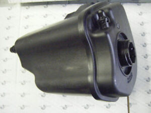 NEW BMW Engine Coolant Recovery Tank 17137552546