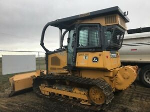 John Deere 450J LGP Dozer's For Rent