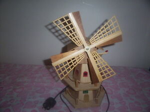 wind mill lamp