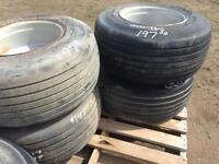 Alliance 15.0/55-17 implement tires