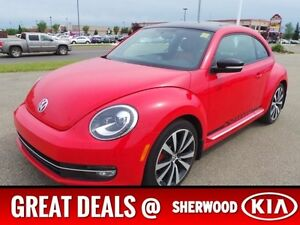 2013 Volkswagen Beetle Coupe TURBO DSG Special - Was $21995 $148