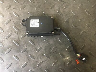TRIUMPH SPEED TRIPLE 1050 2013 IMMOBILISER ECU CDI