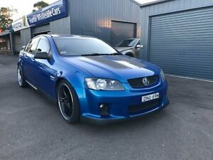 2009 Holden Commodore VE SV6 Blue Manual Sedan Sandgate Newcastle Area Preview
