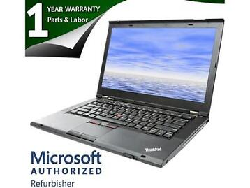 """Lenovo T430 14.0"""" Laptop with Docking Stations Intel Core i5 3320M (2.60 GHz) 8"""