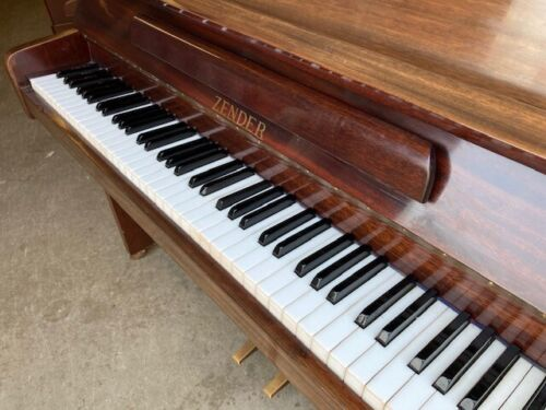 Compact Zender Upright Piano - CAN DELIVER