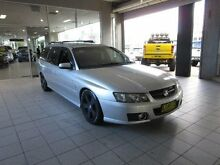 2006 Holden Commodore VZ MY06 SVZ Silver 4 Speed Automatic Wagon Thornleigh Hornsby Area Preview