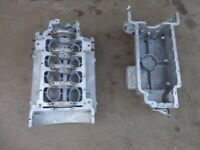 Engine block Maserati Indy 4.2 type Am116
