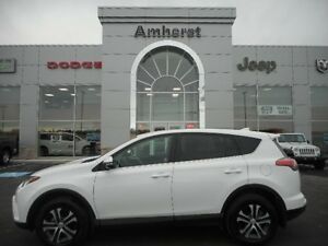 2016 Toyota RAV4 LE AWD FACTORY WARRANTY REMAINING