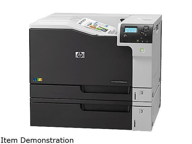 HP LaserJet Enterprise M750dn (D3L09A) Duplex 600 x 600 dpi USB Color Laser Prin