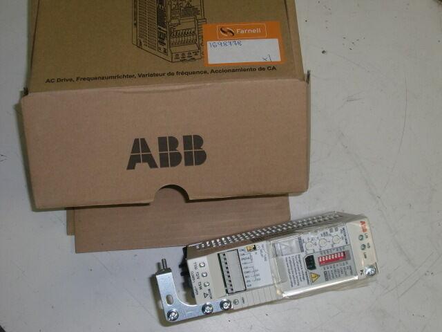 ABB DRIVE               ACS55-01E-02A2-2