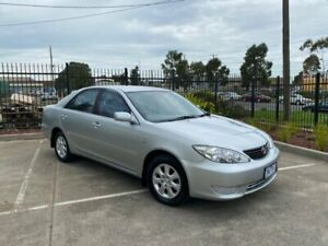 2005 Toyota Camry ACV36R 06 Upgrade Altise Limited Silver 4 Speed Automatic Sedan Epping Whittlesea Area Preview