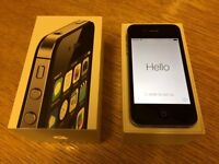 Apple iPhone 4S 8Gb unlocked, black