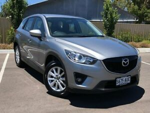 2012 Mazda CX-5 KE1071 Maxx SKYACTIV-Drive Sport Silver 6 Speed Sports Automatic Wagon Bridgewater Adelaide Hills Preview