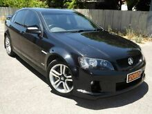 2010 Holden Commodore VE MY10 SV6 Black 6 Speed Sports Automatic Sedan Ridleyton Charles Sturt Area Preview