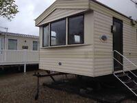 Caravan hire at wemyss bay holiday park