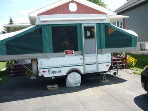 tente roulotte clipper 2003