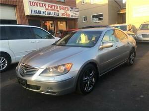 2008 Acura RL w/Elite Pkg ALL WHEEL DRIVE NAVIGATION