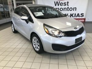 2014 Kia Rio LX+ FWD 1.6L *HEATED CLOTH SEATS/BLUETOOTH/CRUISE