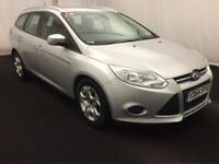 2014 (64) FORD FOCUS 1.6 EDGE ECONETIC TDCI 5DR