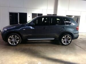 2010 BMW X5 E70 MY09 xDrive 30D Executive Charcoal Grey 8 Speed Auto Sequential Wagon