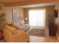 Classy FULLY FURNISHED Condo just off Gaetz Ave.