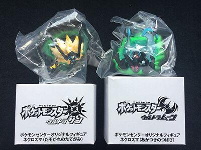 Nintendo Pokemon Ultra Sun Moon 3DS Bonus Dusk Mane Dawn Wings Necrozma Figure