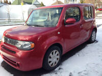 2009 Nissan Cube Fourgonnette, fourgon