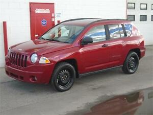 2007 Jeep Compass Sport -- Sunroof, 2 Sets of Tires -- $5999