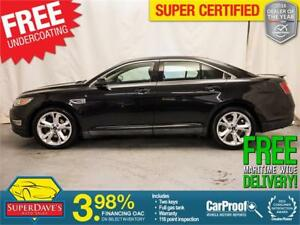 2010 Ford Taurus SHO AWD *Warranty*