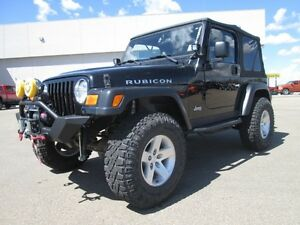 2003 Jeep TJ RUBICON