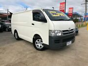 2007 Toyota Hiace LWB KDH201R MY07 UPGRADE Deer Park Brimbank Area Preview