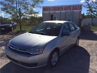 2010 FORD FOCUS SE - POWER OPTIONS - AUTOMATIC - 4CYLINDER